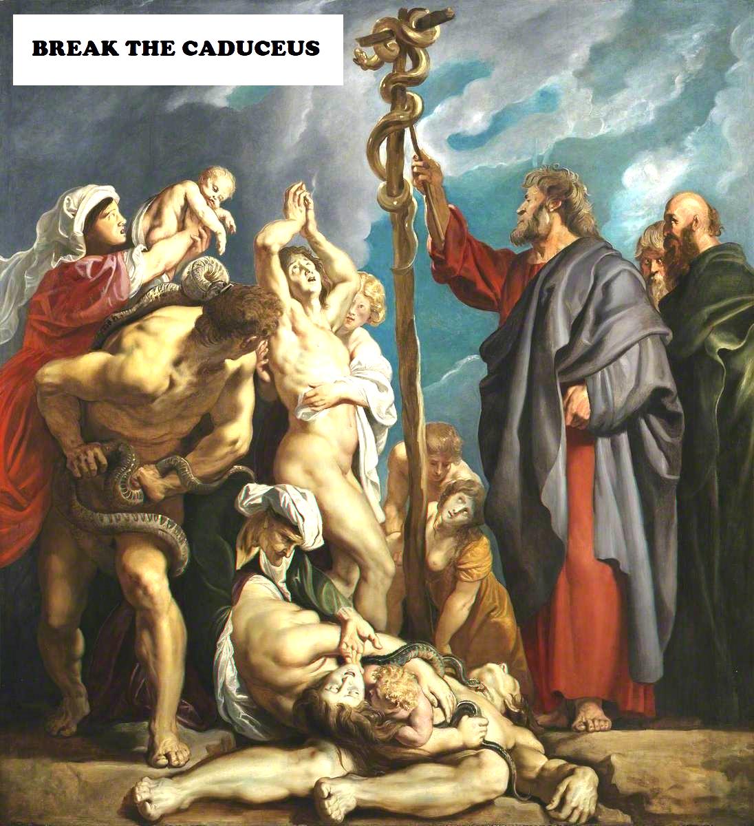 Break The Caduceus